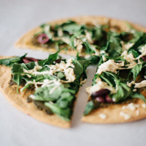 paleo vegan pizza crust