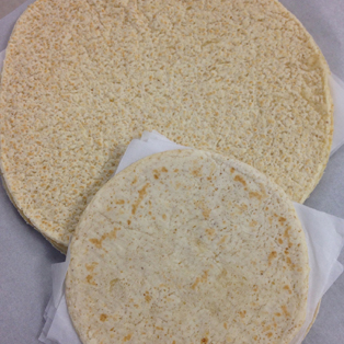 small paleo tortillas