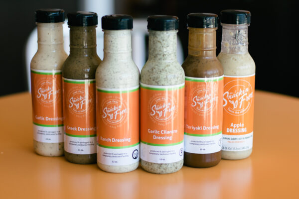 Paleo Dressings
