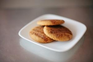 paleo Snickerdoodle Cookies