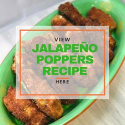 Paleo Jalapeño Poppers