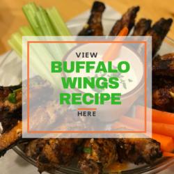 Paleo Buffalo Wings