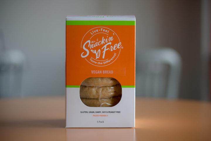 Paleo Vegan Bread Box