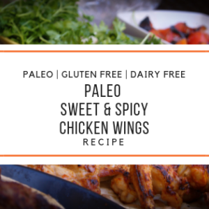 paleo sweet and spicy chicken wings Recipe_Snackin Free_Blog (2)