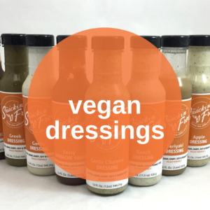 Vegan Dressings