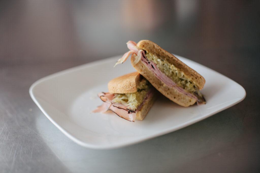 Paleo Cuban Sandwich