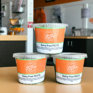 Paleo Dairy Free Pesto