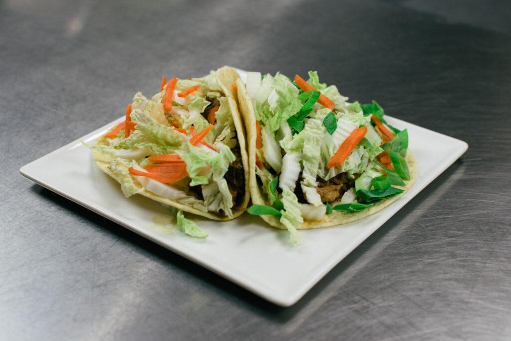 Instant Pot Teriyaki Tacos
