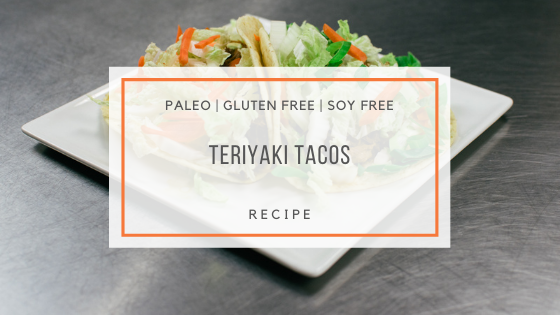 Paleo Teriyaki Tacos Recipe